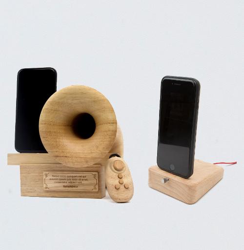 Speaker, Remote and Dock